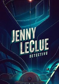 Game Box for Jenny LeClue: Detectivu (PC)