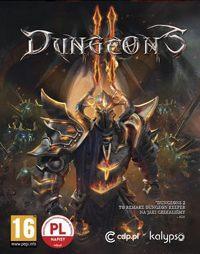 Okładka Dungeons II (PS4)