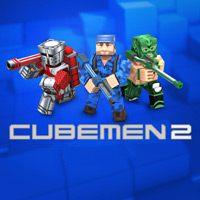 Okładka Cubemen 2 (WiiU)