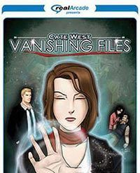 Okładka Cate West: The Vanishing Files (Wii)