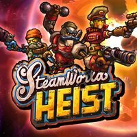 Game Box for SteamWorld Heist (PS4)