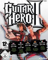 Game Box for Guitar Hero II (X360)