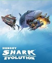 Game Box for Hungry Shark Evolution (PC)