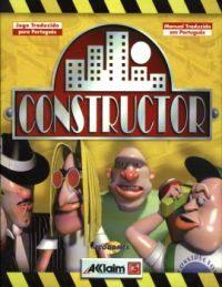 Okładka Constructor (PSP)
