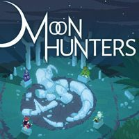 Game Box for Moon Hunters (PC)