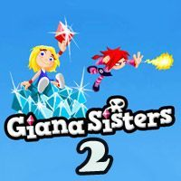 Giana Sisters 2 cover