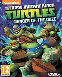 Okładka Teenage Mutant Ninja Turtles: Danger of the Ooze (PS3)
