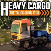 Okładka Heavy Cargo: The Truck Simulator (PC)