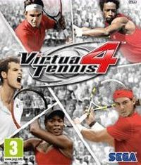 Game Box for Virtua Tennis 4 (PC)