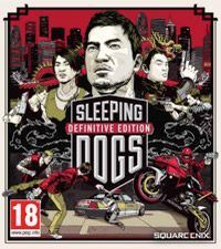 Game Box for Sleeping Dogs: Definitive Edition (PC)