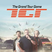 Game Box for The Grand Tour Game (PS4)