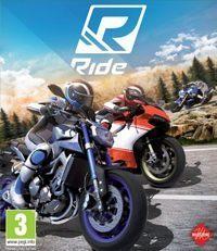 Okładka RIDE (PS3)