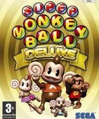 Game Box for Super Monkey Ball Deluxe (PS2)