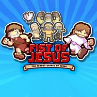 Game Box for Fist of Jesus (AND)
