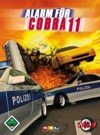 Okładka Alarm for Cobra 11: Vol. II - Hot Pursuit (PS2)