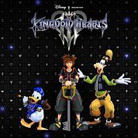 Game Box for Kingdom Hearts III (PS4)