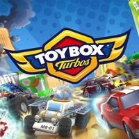 Okładka Toybox Turbos (PC)
