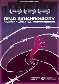 Okładka Dead Synchronicity: Tomorrow Comes Today (AND)