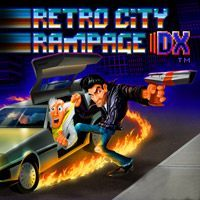 Game Box for Retro City Rampage: DX (3DS)