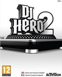 Game Box for DJ Hero 2 (X360)