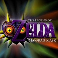 Okładka The Legend of Zelda: Majora's Mask (Wii)