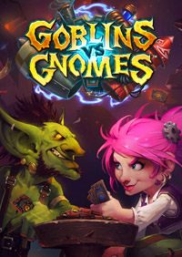 Okładka Hearthstone: Goblins vs Gnomes (AND)