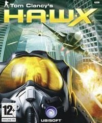 Okładka Tom Clancy's H.A.W.X. (PC)