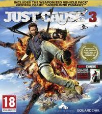 Just Cause 3 cover