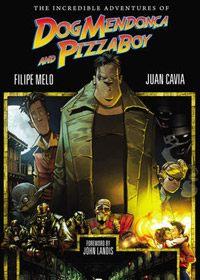 Okładka The Interactive Adventures of Dog Mendonça & Pizza Boy (PC)