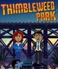 Okładka Thimbleweed Park (PC)