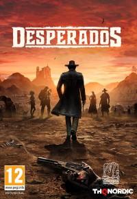 Game Box for Desperados III (PC)