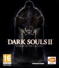 Okładka Dark Souls II: Scholar of the First Sin (PC)
