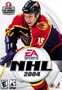 Okładka NHL 2004 (PC)