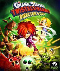 Okładka Giana Sisters: Twisted Dreams - Director's Cut (PS4)