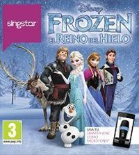 Game Box for SingStar Frozen (PS4)