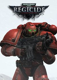 Warhammer 40,000: Regicide (PC cover