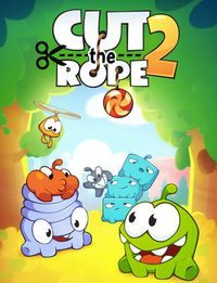 Okładka Cut the Rope 2 (iOS)