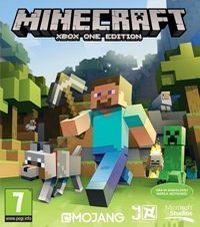 Okładka Minecraft (PC)
