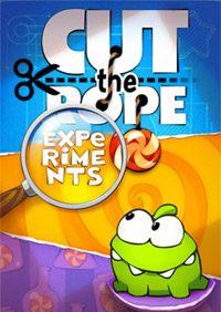 Okładka Cut the Rope: Experiments (iOS)
