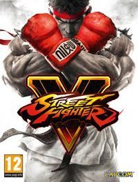 Okładka Street Fighter V (PC)