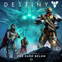 Okładka Destiny: The Dark Below (PS3)