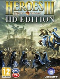 Game Box for Heroes of Might & Magic III: HD Edition (PC)