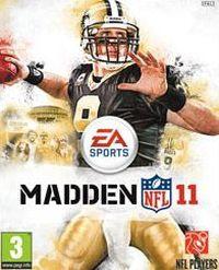 Okładka Madden NFL 11 (Wii)