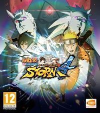 Okładka Naruto Shippuden: Ultimate Ninja Storm 4 (PS4)