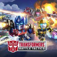 Transformers: Battle Tactics (iOS cover