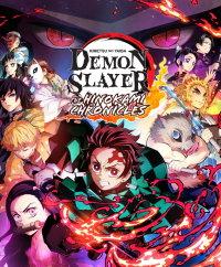 Okładka Demon Slayer: Kimetsu no Yaiba - The Hinokami Chronicles (PC)