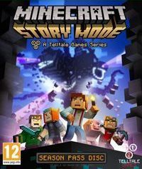 Minecraft: Story Mode - A Telltale Games Series - Season 1 cover