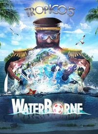 Game Box for Tropico 5: Waterborne (PC)