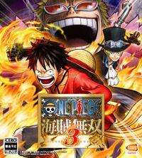 Okładka One Piece: Pirate Warriors 3 (PC)