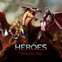 Heroes of Dragon Age cover